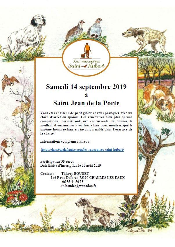 Rencontres saint hubert 2019 [PUNIQRANDLINE-(au-dating-names.txt) 56