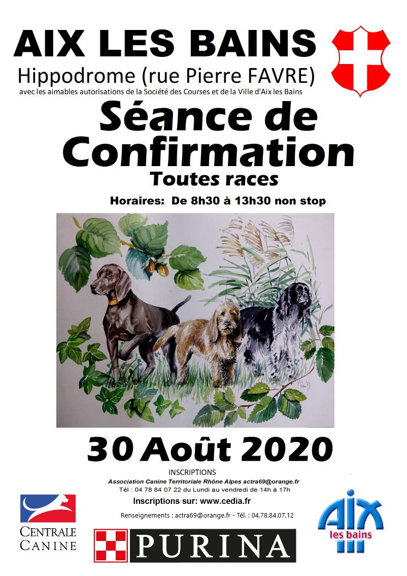 Confirmation_centrale_canine
